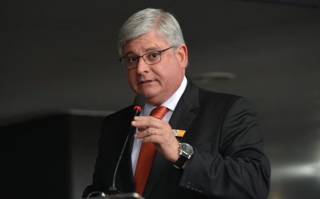 Acordo no Senado deve sacramentar a recondução de Rodrigo Janot ao cargo de procurador-geral da República. | José Cruz/ Agência Brasil