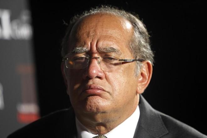 Gilmar Mendes, ministro do STF do TSE. | ALBARI ROSA/ALBARI ROSA