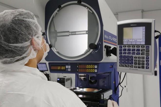 BMR absorveu tecnologia e agora já investe em inovações para a área de saúde | Ivonaldo Alexandre/Gazeta do Povo