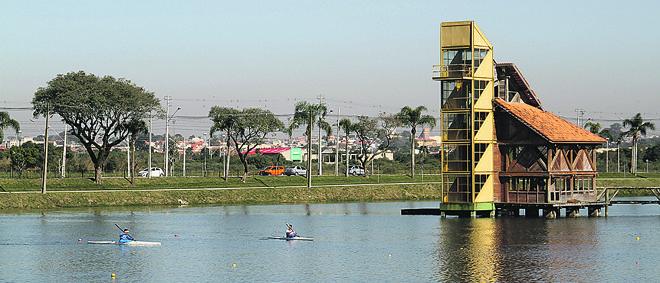 Canoagem ganha destaque após resultados no Pan de Toronto | Gerson Klaina/Tribuna do Paraná