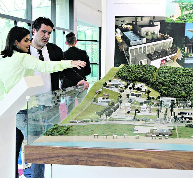 Feira terá  30 expositores  e uma oferta de cerca de 20 mil imóveis novos e usados. | Divulgação/Ademi-PR