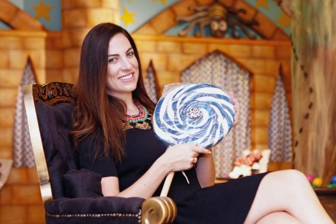 Casa da Bruxa, da empresária Suellen Mylla, utiliza chocolate belga para produtos da marca própria. | Antônio More/Gazeta do Povo