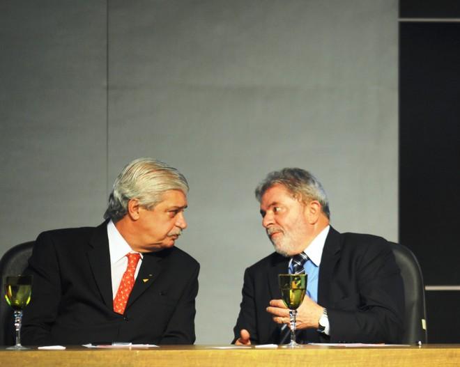 Consultado sobre o e-mail em que diz 'PR fez o lobby' em referência ao presidente Lula em um encontro com o presidente da Namíbia em 2009, Miguel Jorge diz que não se recorda do episódio   /