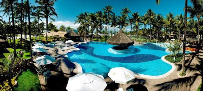 Cana Brava Resort, em Ilhéus (BA): com aumento da procura, hotel teve uma ocupação média de 81% de janeiro a agosto deste ano. | Divulgação