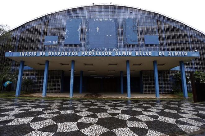 Tarumã está fechado desde o fim de 2013 e estrutura precisa ser reformada. | Albari Rosa/Gazeta do Povo