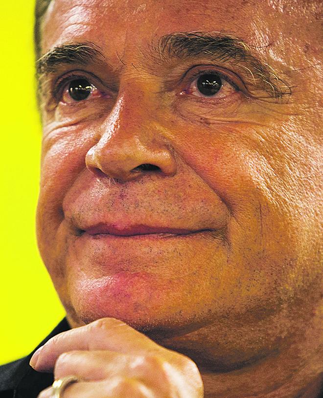 Senador Alvaro Dias: de saída do PSDB, muito provavelmente para o PV. | Arquivo/Gazeta do Povo