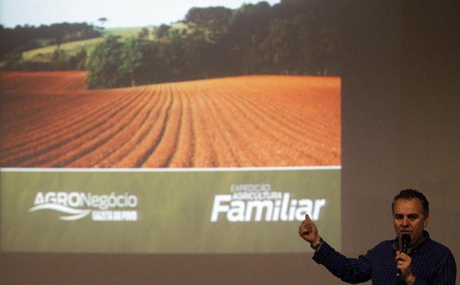 Expedição promove outros cinco seminários em todo o país. | Jonathan Campos /Gazeta do Povo