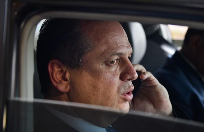 Para o MP, Barros atuou para direcionar a licitação em favor da Meta Publicidade, de Maringá, contra a Trade Comunicação, de Curitiba. | Elza Fiuza/Agência Brasil