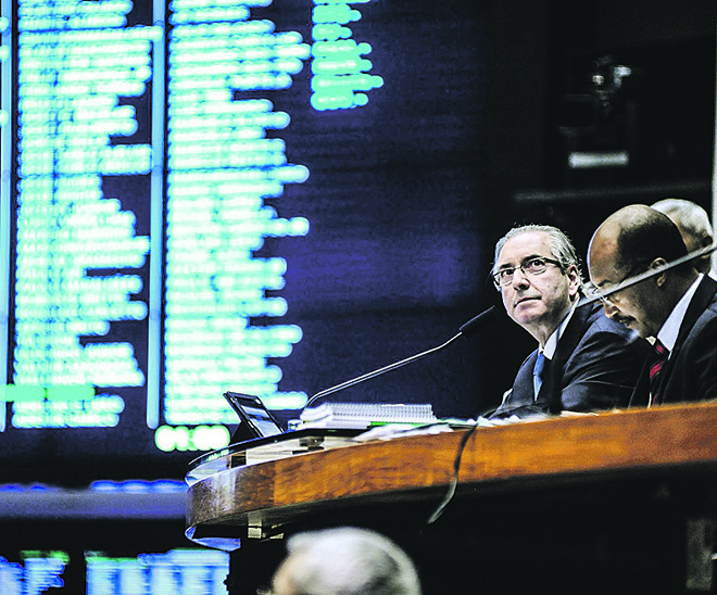 Peemedebista é alvo de investigações avançadas, mas concentra respaldo político. | Luis Macedo/Câmara dos Deputados
