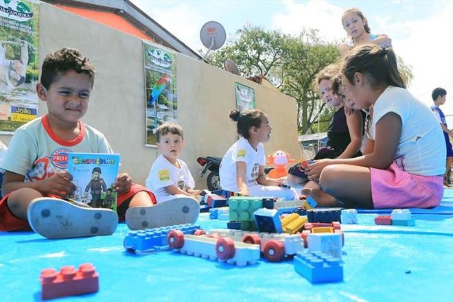 O projeto é uma iniciativa da Prefeitura de Curitiba em parceria com  associações  de moradores dos bairros da cidade. | Valdecir Galo /Divulgação