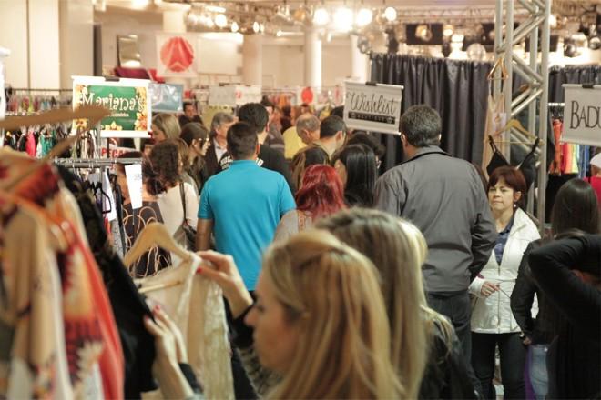 Bazar Moda do Bem chega neste sábado (28) à sua 5.ª edição com 60 lojas participantes. | Divulgação/Guest Vip