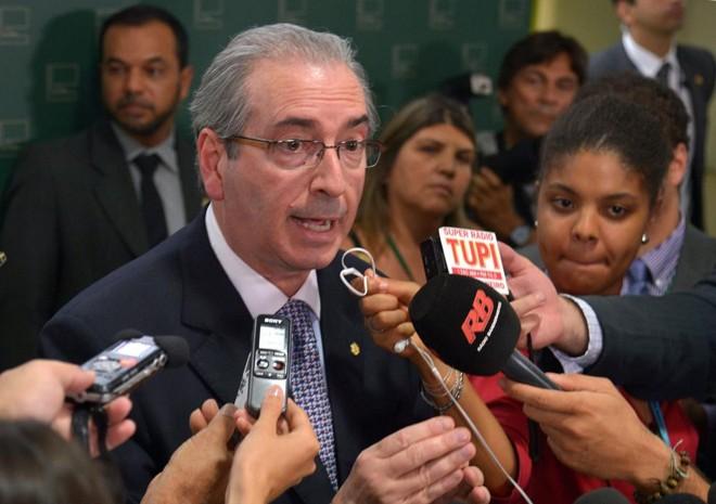 Os principais partidos de oposição ao governo federal utilizarão a prisão do petista como argumento para a necessidade de afastamento de Cunha. | Wilson Dias/Agência Brasil/Fotos Públicas