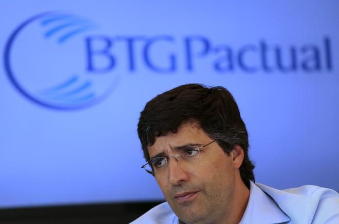 André Esteves, do banco Pactual: prisão preventiva e noite de perplexidade. | Nacho Doce/Reuters