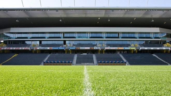 Stade de Suisse, em Berna, na Suíça. | Divulgação/