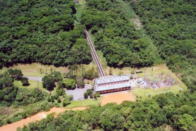 Usina de Mourão foi uma das unidades licitadas.   Copel/Copel