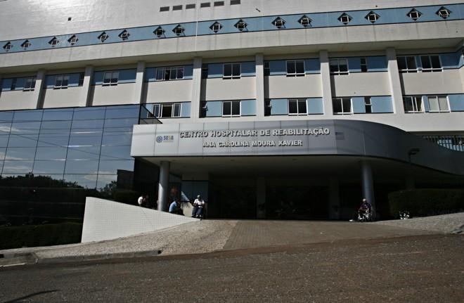 O Hospital de Reabilitação do Paraná deve ser a primeira unidade a ter pessoal contratado via Funeas, a partir de 2016.   Priscila Forone/Arquivo/ Gazeta doPovo