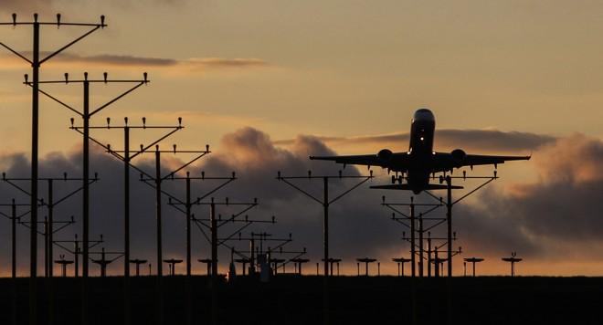 Edifício-garagem é desejo antigo do terminal aéreo de São José dos Pinhais.   Daniel Castellano/Gazeta do Povo
