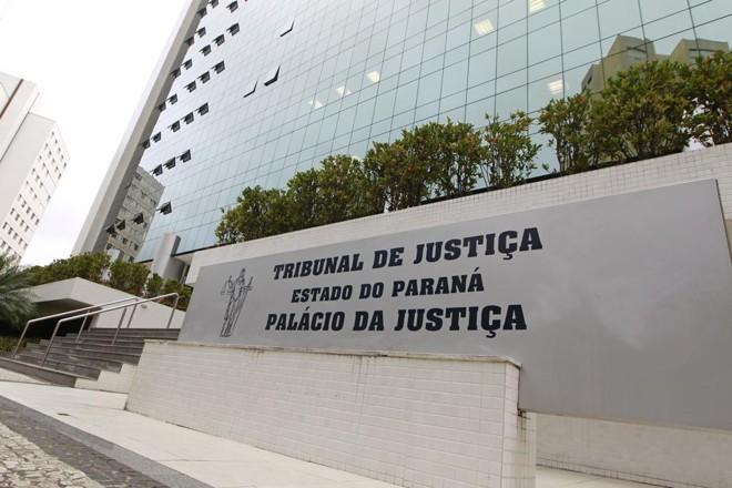 Fachada do TJ: Tribunal alega que outros órgãos pagam o benefício. | Antônio More / Agência de Notícias Gazeta do Povo/