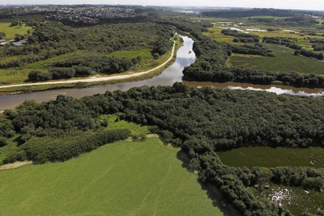 Refúgio do Bugio é uma das áreas mais preservadas de Curitiba. | Antônio More/Gazeta do Povo