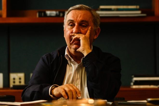 José Carlos Bumlai é uma das pessoas mais próximas ao ex-presidente Lula. | Gabriela  Biló/Estadão Conteúdo
