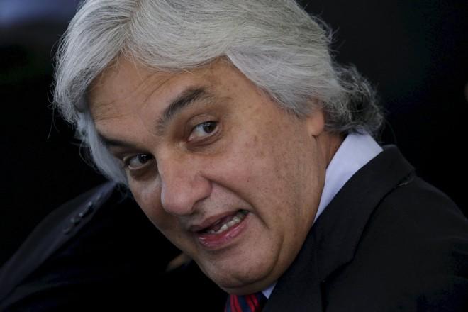 Delcídio Amaral tinha forte influência dentro da Petrobras. | Ueslei Marcelino/Reuters