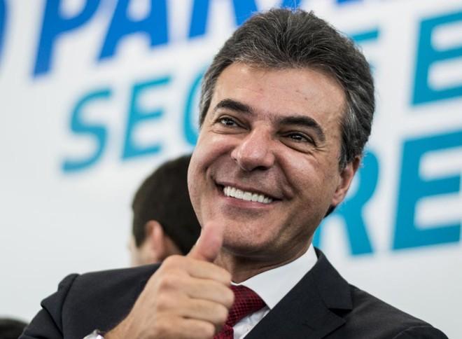 Durante a conversa, o político  disse ainda que não pensou em fechar escolas no estado. | Henry Milleo/Gazeta do Povo