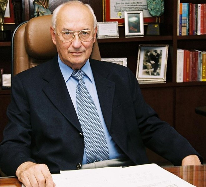 Ives Gandra Martins foi o primeiro jurista a elaborar um parecer favorável ao impeachment. | Acervo pessoal/