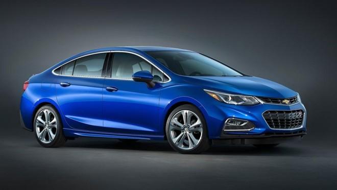 Novo Chevrolet Cruze: mudança total no carro mais vendido da marca no mundo. | Fotos: Chevrolet/Divulgação