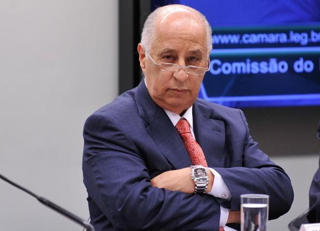 Presidente licenciado da CBF, Marco Polo del Nero disse na CPI do Futebol, no Senado, que não é corrupto. | Fabio Rodrigues Pozzebom/Agência Brasil