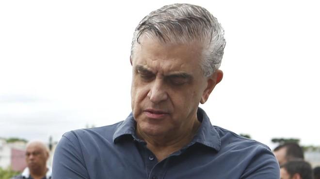 Eleição de Petraglia fez Cruzeiro ameaçar deixar a Copa Sul-Minas-Rio. | Marcelo Andrade/Gazeta do Povo