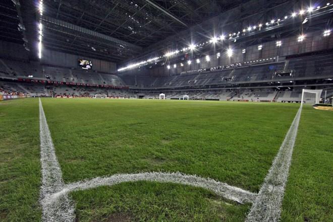 Arena da Baixada é o estádio com melhor nota no Paraná | Albari Rosa/Gazeta do Povo