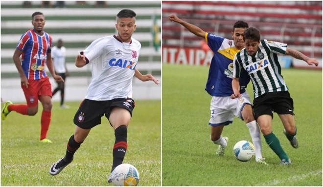   /Marco Oliveira/ Atlético e Coritiba/Divulgação