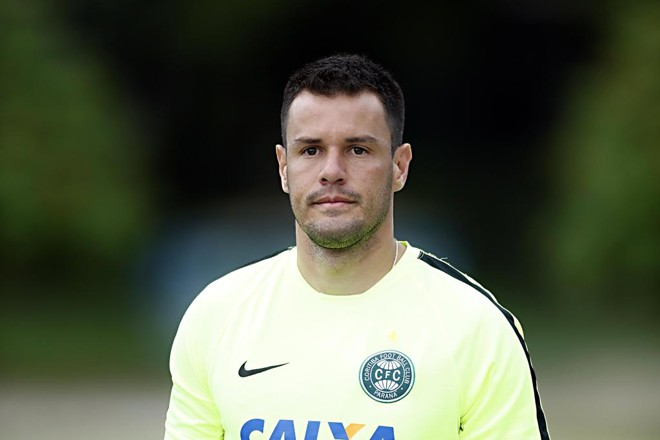 Goleiro Wilson é titular absoluto do Coritiba. | Albari Rosa/Gazeta do Povo