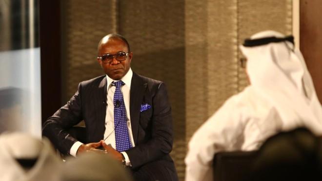 Emmanuel Kachikwo, presidente da Opep. | MARWAN NAAMANI/AFP