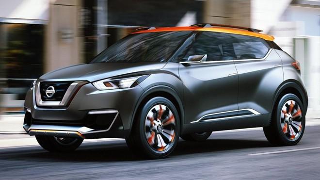 Carro será equipado com mesmo motor 1.6 do March e do Versa. | Divulgação/Nissan