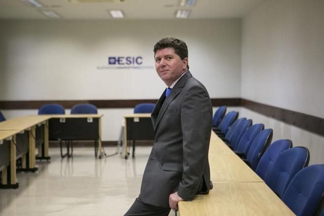 O diretor geral da ESIC, Ari Erthal: aprendizado qualificado. | Marcelo Andrade/Gazeta do Povo