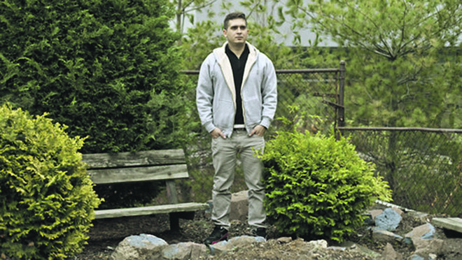 O doutor José Angel Sánches foi viver em Nova Jersey. | Bryan Anselm/The New York Times