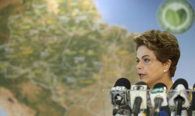 Dilma nega irregularidades.   LULA MARQUES/ Agência PT/Fotos Públicas