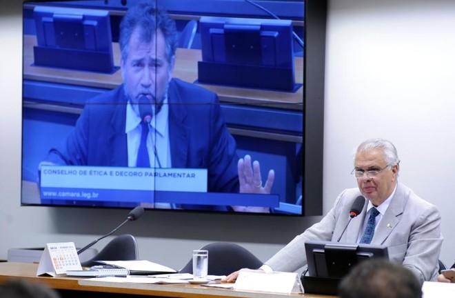 Votação de parecer de cassação de Cunha foi adiada mais uma vez. | Lucio Bernardo Junior/Câmara dos Deputados