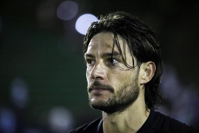 Germano jogou de forma irregular na primeira rodada do Estadual. | André Rodrigues/Gazeta do Povo