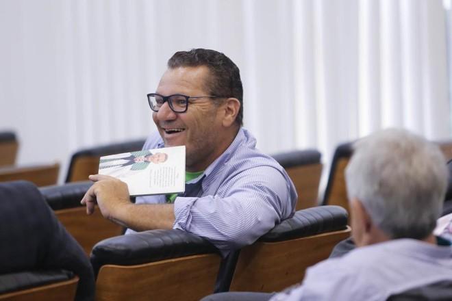 Marcelo Caramori teria feito chantagem com réu da Operação Publicano. | Roberto Custodio/Gazeta do Povo
