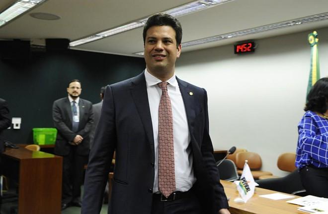 Leonardo Picciani recebeu 37 votos contra 30 de Hugo Motta. | Luis Macedo/Câmara dos Deputados