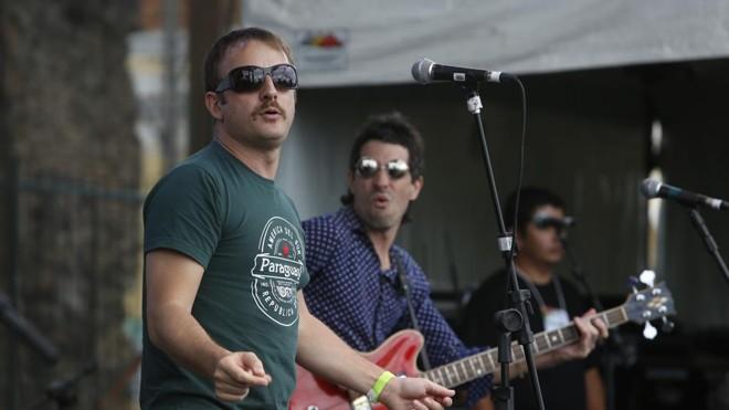 Gripe Forte é uma das atrações do festival Ruído nas Ruínas | Henry Milléo/Gazeta do Povo