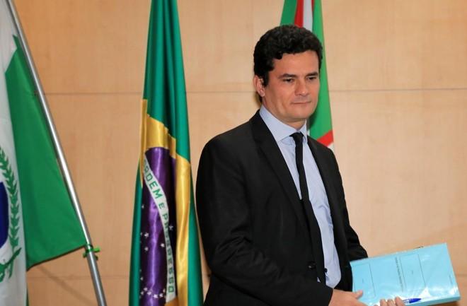 Sergio Moro é o juiz responsável pelas ações da Lava Jato. | Pedro Serapio/Gazeta do Povo