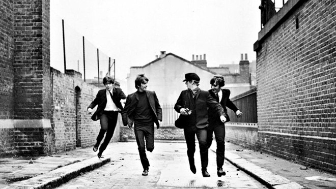 """A Hard Day's Night"" busca capturar o espirito da beatlemania 