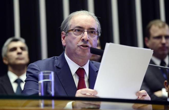 Eduardo Cunha é alvo de processo no Conselho de Ética. | Gustavo Lima/Câmara dos Deputados