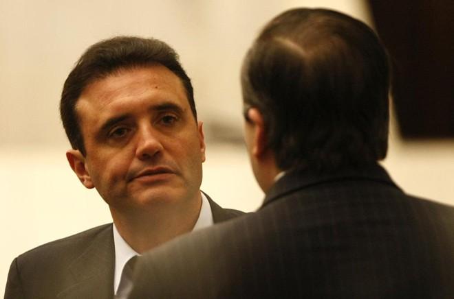 Bertoldi  possui mandado de prisão preventiva em aberto desde o dia 8 de janeiro. | JONATHAN CAMPOS/Gazeta