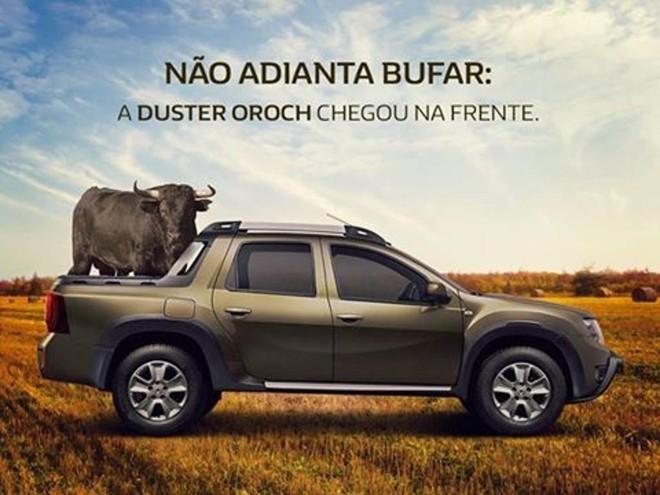 | Reprodução/Facebook/Renault