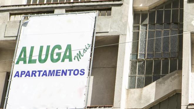 Carteira de imóveis à espera de um inquilino em Curitiba cresceu 30,9% no ano passado. | Marcelo Andrade/Gazeta do Povo