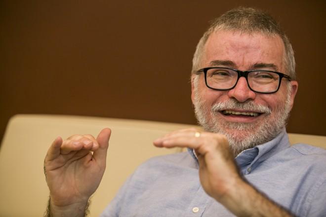 Lira Neto, que pesquisou durante seis anos a vida de Vargas, diz que ele pode ser adjetivado de qualquer coisa, menos de corrupto. | Marcelo Andrade/Gazeta do Povo